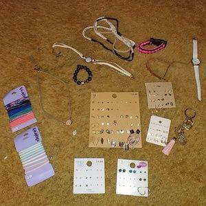 Earring & Accessory bundle